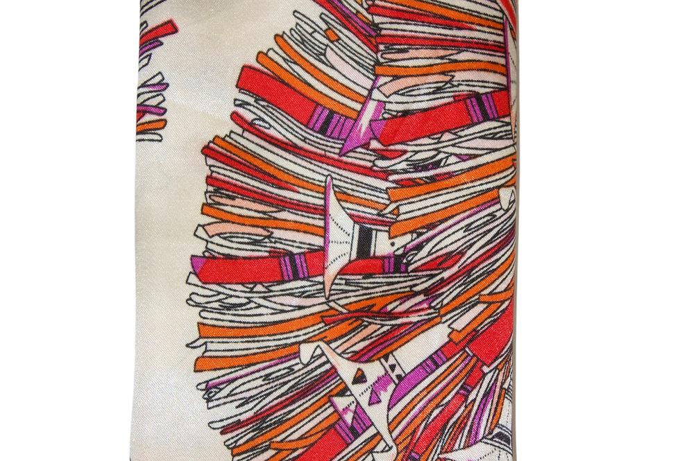 Luxe Square Silk Satin Hijab