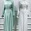 Thumbnail: Polka Dot Chiffon Elegant Dress