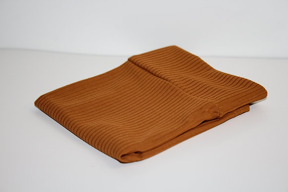 Ribbed underscarf