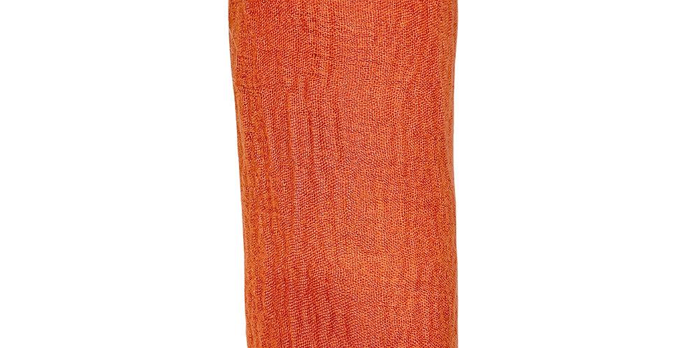 Orange Rust premium crinkle
