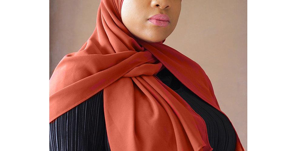 Amber Premium Luxury Chiffon Hijab