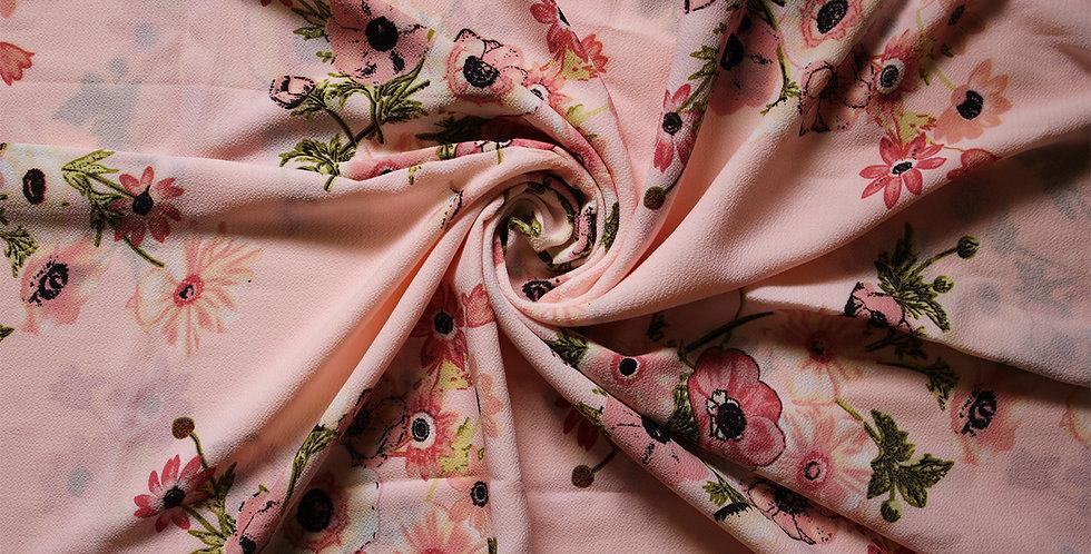 Pink Florista PRINTS HIJAB