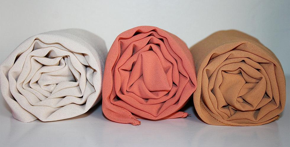Chiffon Hijab Set