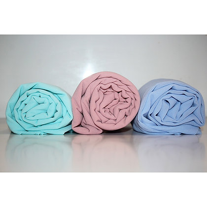 Cotton candy 3 peice Hijab Bundle