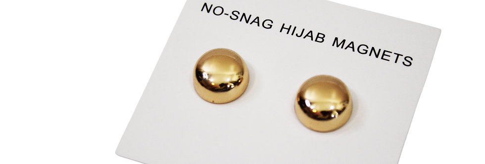 Gold Magnetic Pins