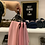 Thumbnail: Pinks Chiffon hijab set