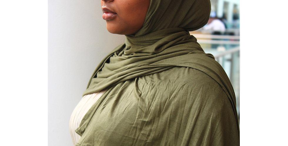 Sea Moss Thick Maxi Jersey Hijab