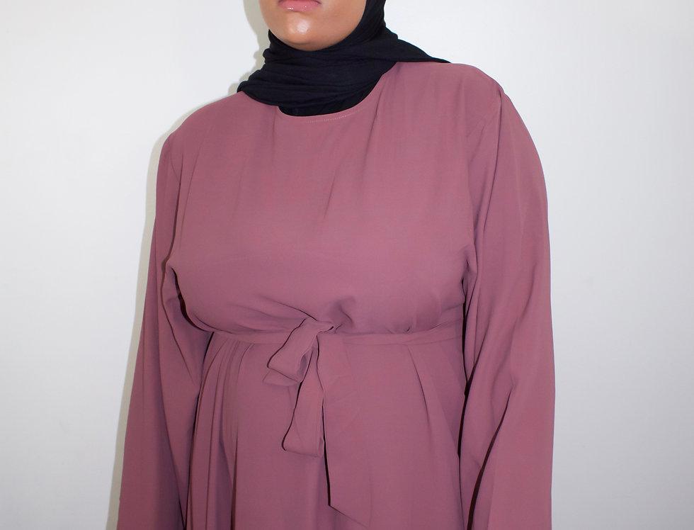 Thulian Dubai Batwing Kaftan Style Abaya