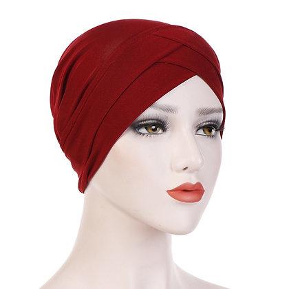 Wine turban/under cap