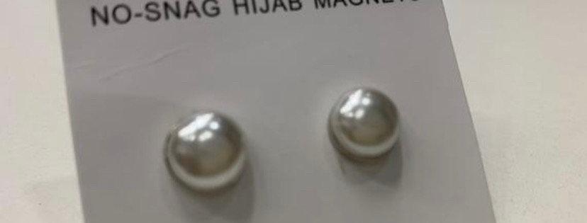 No snag magnetic pins