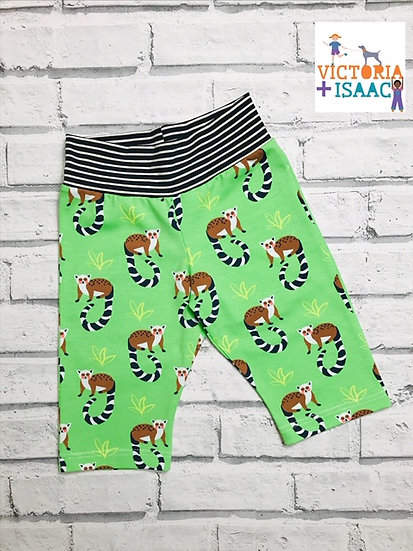 Lemurs Long Shorts