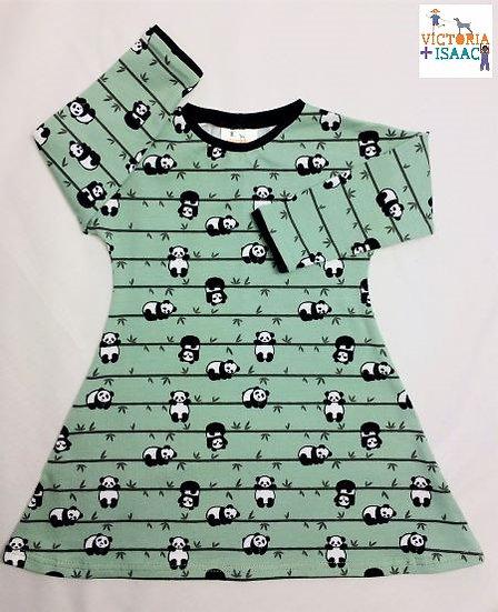 Pandas T-shirt Dress