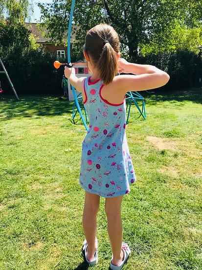 Sporty Summer Dress