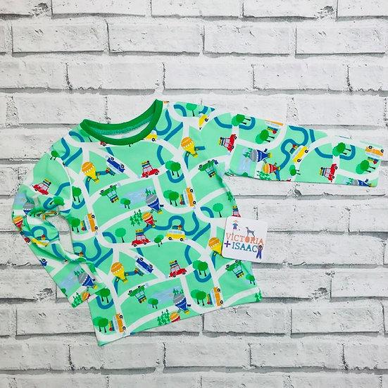 Classic Sleeve T-Shirt