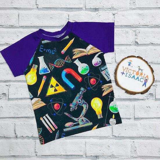 Science Short Sleeve T-Shirt
