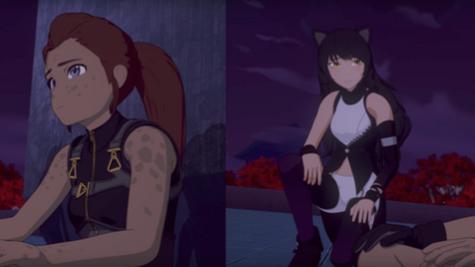 RWBY: Blake Character Short
