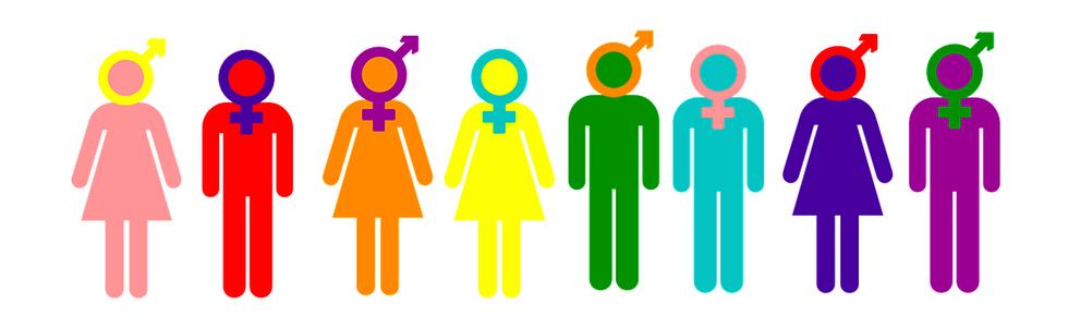 Shades of Gray: Deconstructing Gender in Popular Media