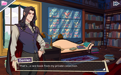 Dating Damien (and Other Dream Daddy Reflections)