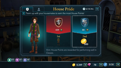 The New Hogwarts Mystery Challenge Is Like a Fantasy Group Project - Where You're Doing All the Work