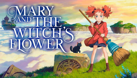 Bringing Ghibli Back: Mary and the Witch's Flower Review