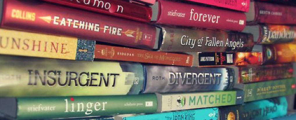 Texts You're Too Old For: Young Adult Literature, Identity, and Writing in the U.S.