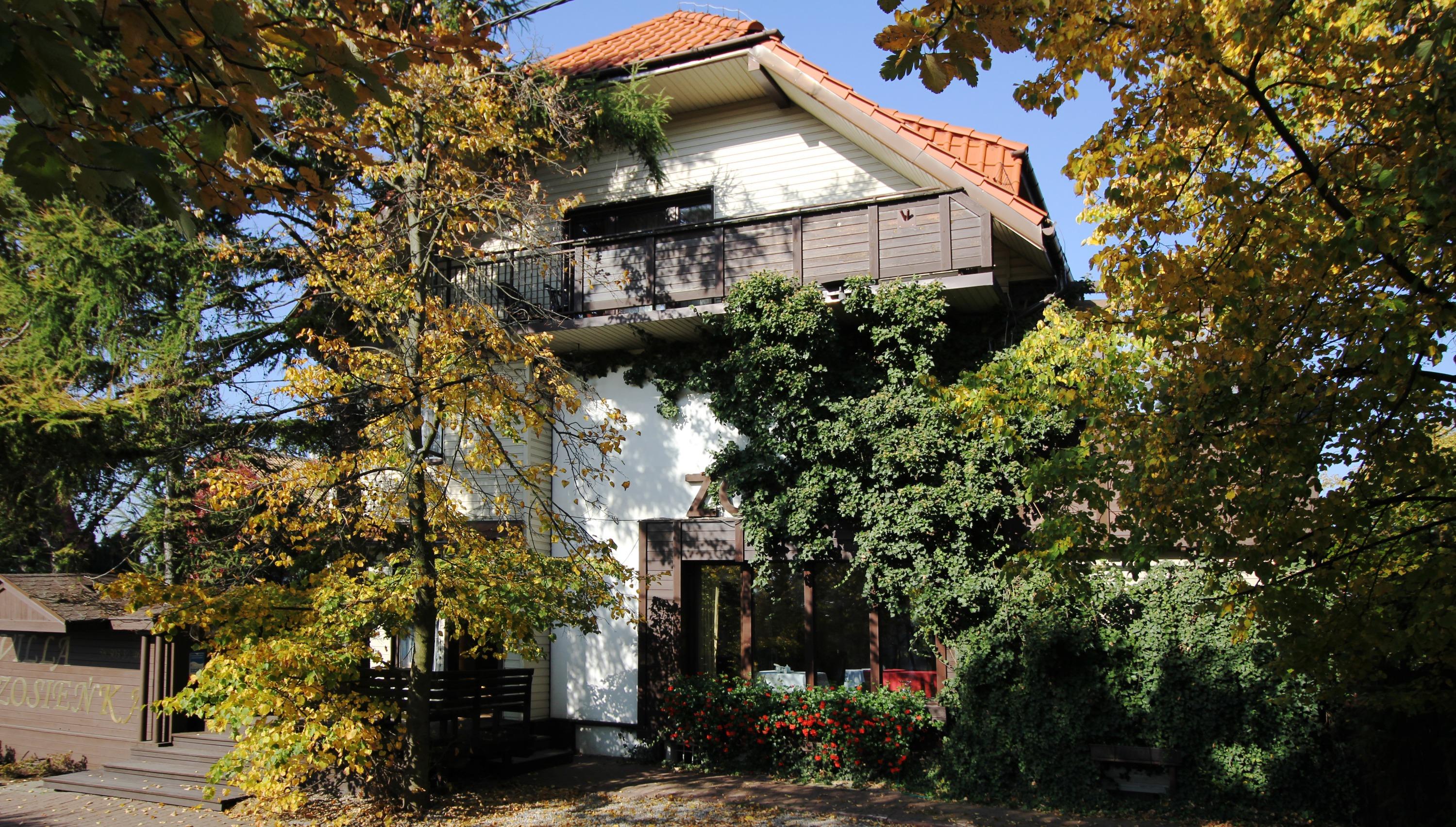 Villa Zosieńka