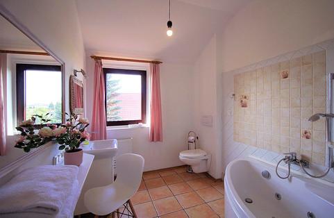 łazienka pokoju 4