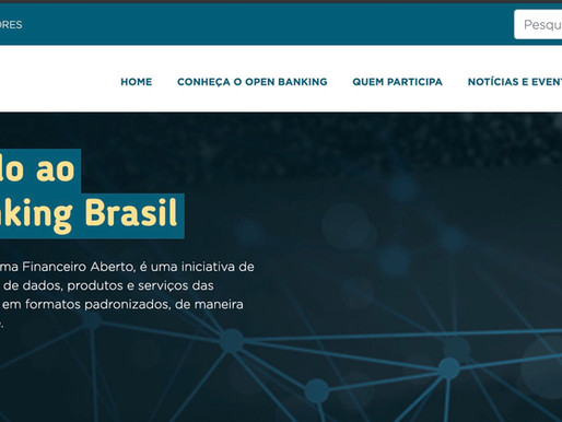 Open Banking no Brasil - Como estar preparado? Parte 1.