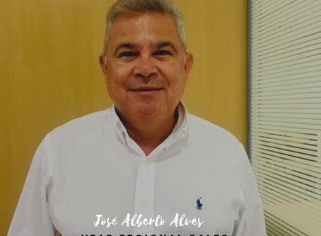 Boas Vindas: José Alberto Alves