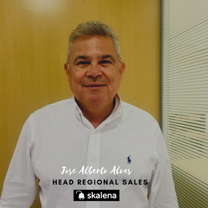 José Alberto Alves - Head of Regional Sales - Skalena