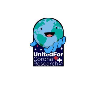 United For Corona Research Visual