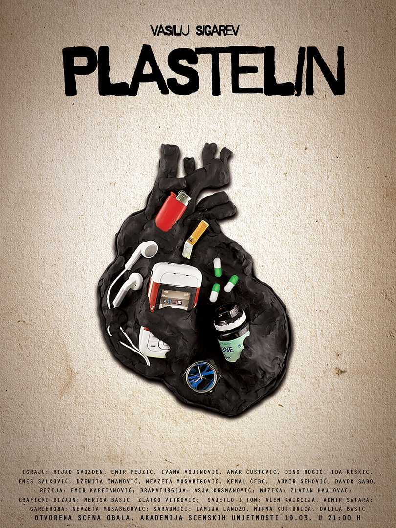 Plastelin - Theatre Play