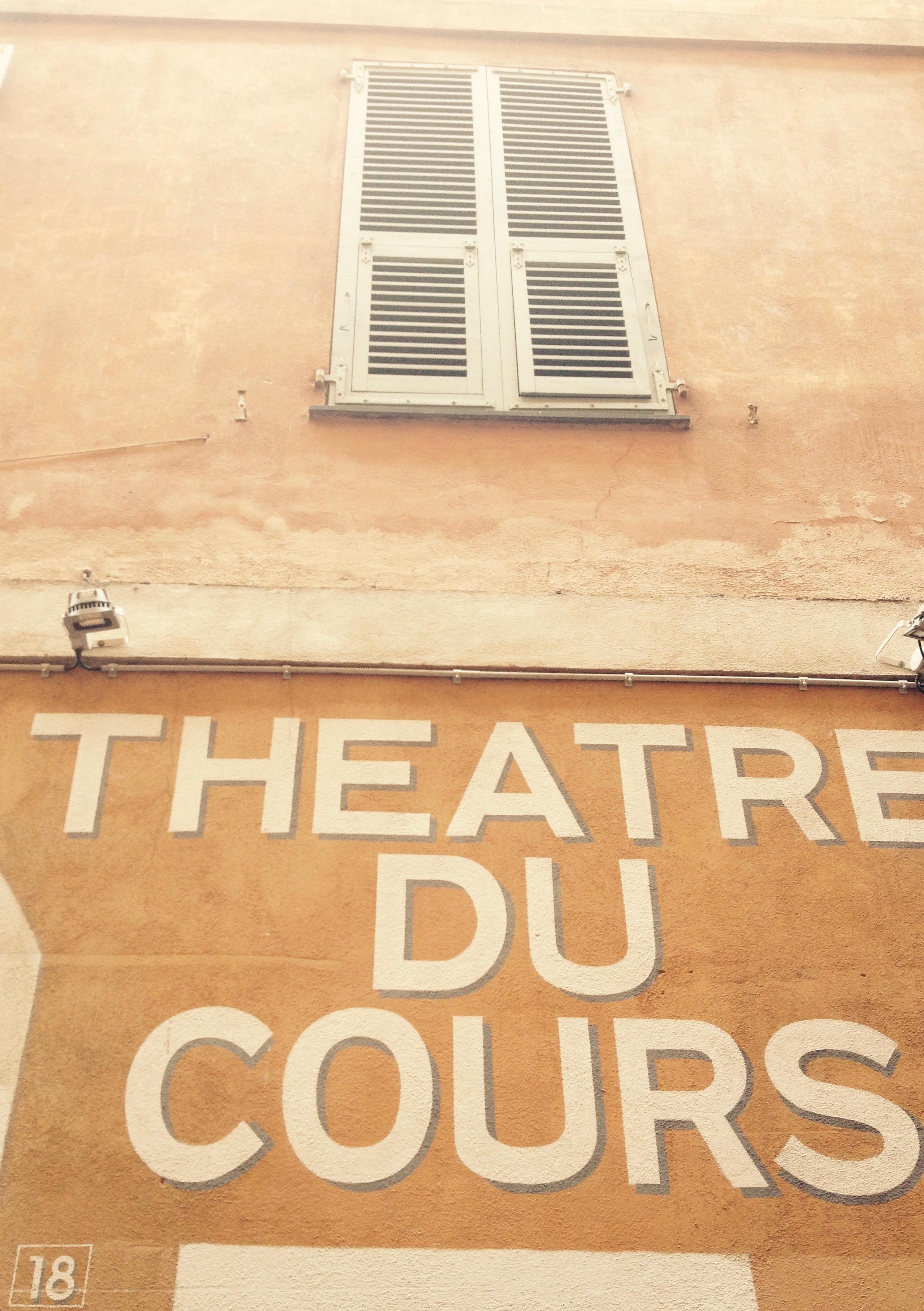 Théâtre du Cours - salle 2