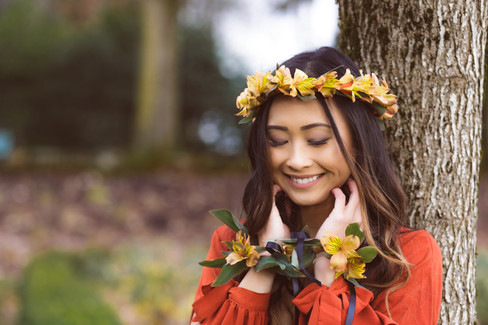 Flower Crown shoot