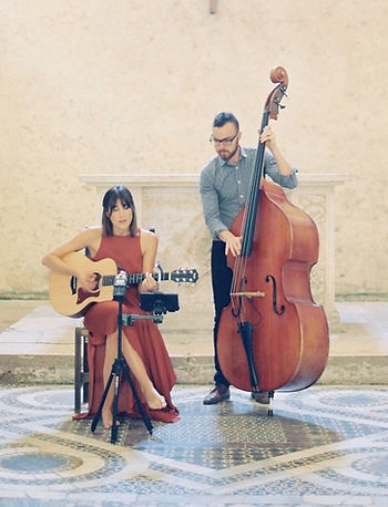 Melbourne duo, Best wedding duo, Spain wedding band, Luxury wedding, wedding music, melbourne wedding music, double bass and gutar, italy duo, Germany duo wedding, best wedding band, English Band in Europe