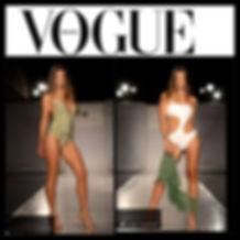 Lina for Vogue Brasil