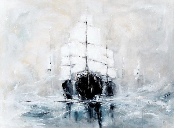 The White Sails
