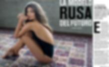Lina Shek for Maxim Mexico