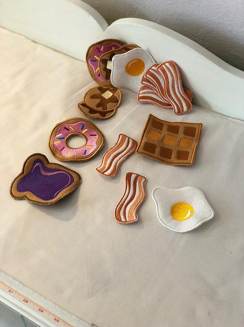 Breakfast Play Food