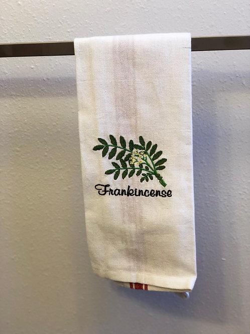 Frankincense Herb Towel