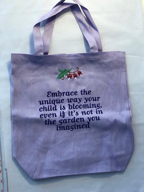 Embrace Tote Bag