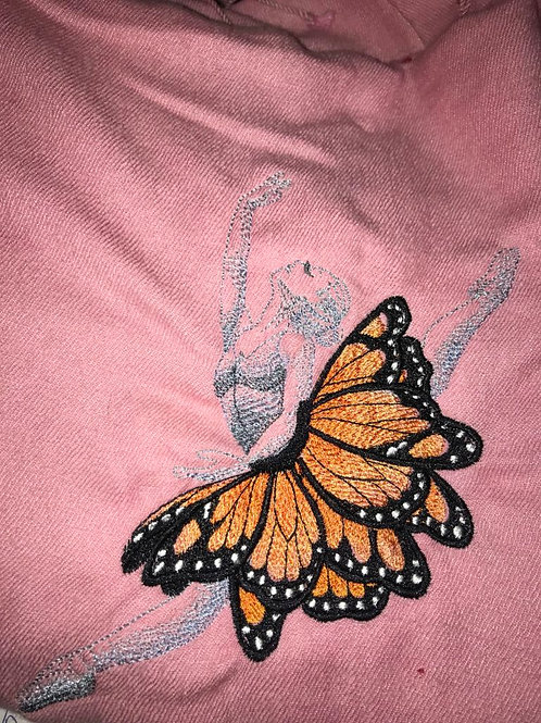 Butterfly Ballerina Scarf