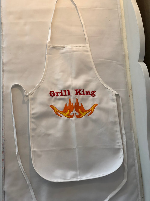 Kids Grill King Apron