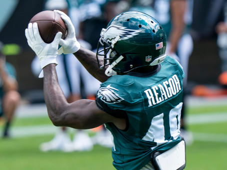 Rookie WRs Part II - Philly Special