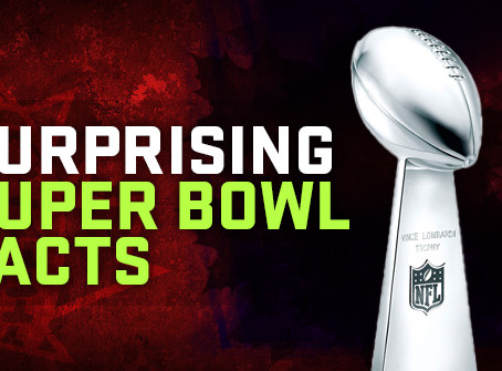 10 Surprising Super Bowl Facts