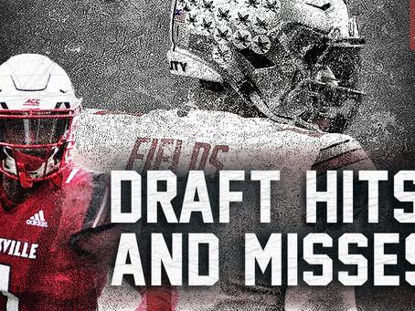 2021 NFL Draft - Hits & Misses
