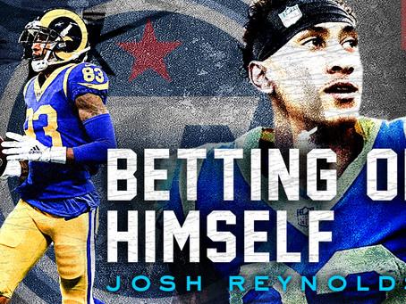 Betting on Himself - Josh Reynolds