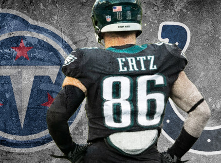 Southern Hospitality: Why Zach Ertz Could Find Success in the AFC South