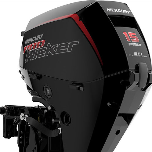 Mercury 15EXLPT Pro Kicker- call for price