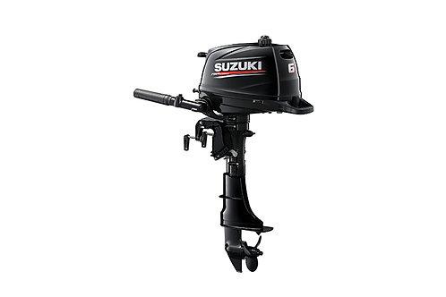 Suzuki DF6AL- CALL FOR PRICE